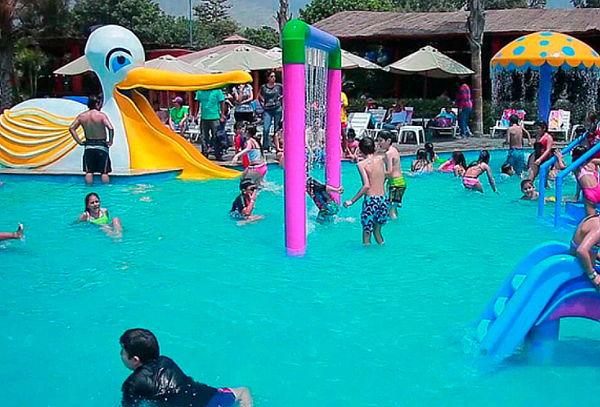 ¡JUEGOS! Full Day para Rancho Aventura Park