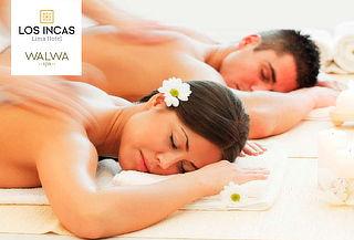 ¡Día de Relax para 2! en Los Incas Lima Hotel