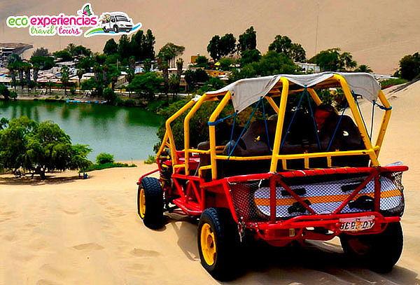 Full Day Paracas, Ica, Chincha por Semana Santa