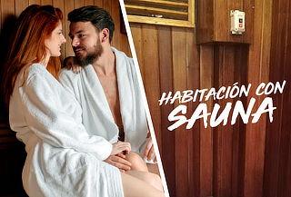 Habitación matrimonial Especial, Jacuzzi, ó Sauna