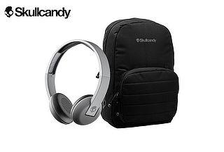 Pack Skullcandy - Audifono On Ear Uproar Bt+ Mochila
