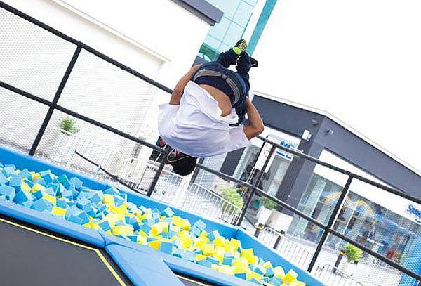 60 Minutos de Saltos en Jump Spot - Jockey Plaza
