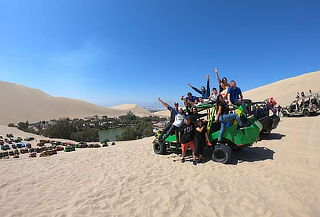 Full Day Paracas - Huacachina y Más