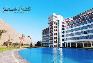 Guizado Portillo Hacienda & Resort - Lunahuaná