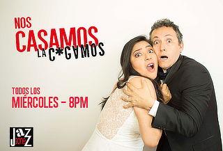 """2x1- ¡Pura Diversión! Show """"Nos Casamos, La Cagamos"""""""