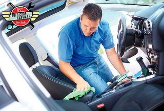 ¡Auto como Nuevo! Lavado de Salon en Autocare Carwash