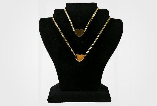 d358e8e7d7a1 Collar + Dije o Pulsera Bañados en Oro en Madeli Perú