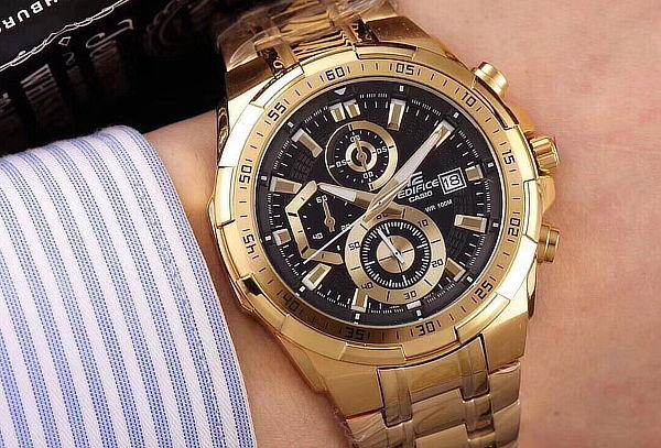 70f9042a51c4 ¡Elegante! Reloj CASIO Edifice