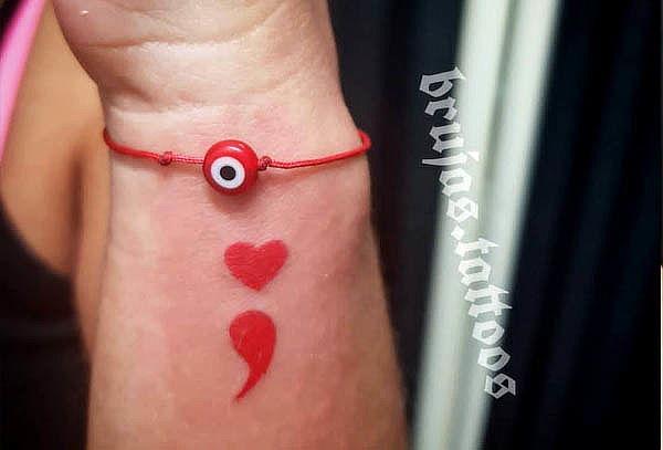 Tatuaje de 6cm en Bruja's Tattoos and Piercings