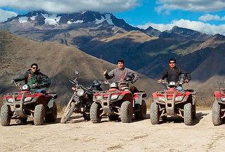 Aventura Cuatrimotos Valle Sagrado - Perú Leisure Travel