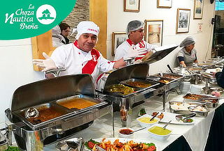 Buffet Peruano - La Choza Nautica de Breña