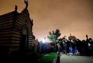 Tour del Terror! Tour Cementerio Presbítero