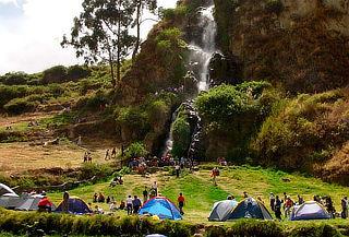 ¡CELEBRA FIESTAS PATRIAS en Canta y Cordillera de la Viuda!