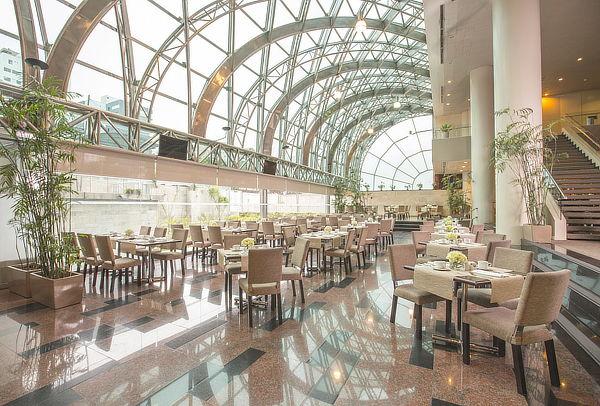 Almuerzo Buffet + Show en Vivo Delfines Hotel