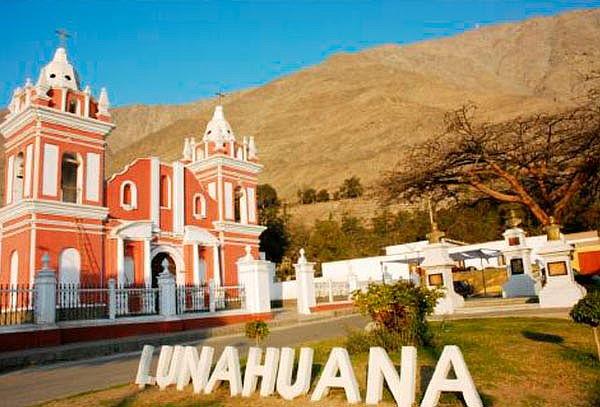 2x1 - ¡Fiestas Patrias! Cerro Azul, Lunahuana y Catapalla