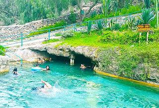 Full Day Baños Termales Churín