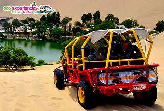 2x1 ¡Full Day a Paracas, Ica,Chincha! Transporte, Tour y Más