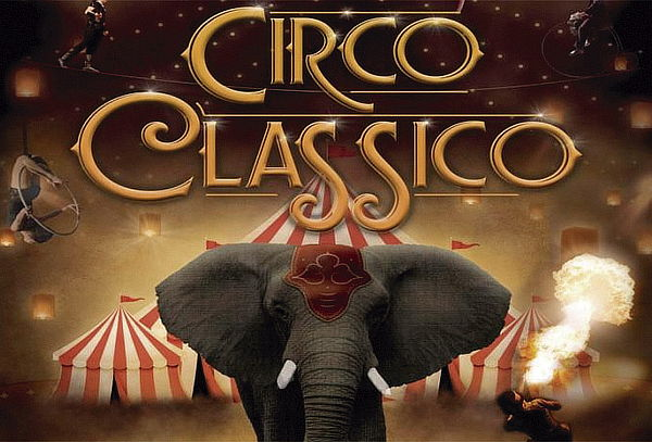 ¡ÚLTIMA OPORTUNIDAD! Ven al Gran Circo Classico 2019
