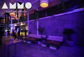 Almuerzo o Cena de 2 Tiempos para 2 Personas+Bebidas en AMMO