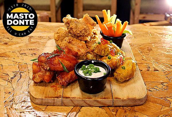 Todo lo que puedas Comer en Mastodonte Surco- All U Can Eat