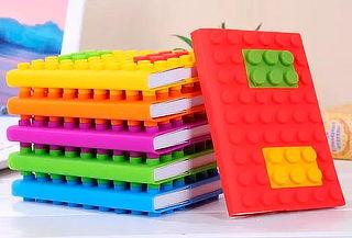 Cuadernos Creativos LEGO - Colores a Elegir