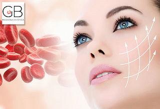 PRP + Aplicación de Vitamina C Endovenosa + Peeling