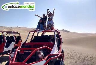 ¡ICA y PARACAS! Un Oasis en el Desierto y Más