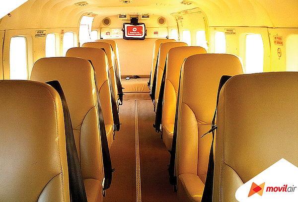 ¡Sobrevuela las LÍNEAS DE NASCA en Avioneta con Movil Air!