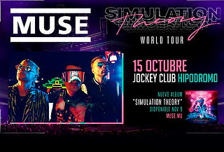 "Concierto MUSE ""Simulation Theory World Tour"""