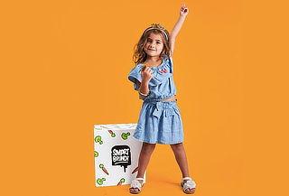 ¡Que tus pequeños tengan una Lonchera Saludable!