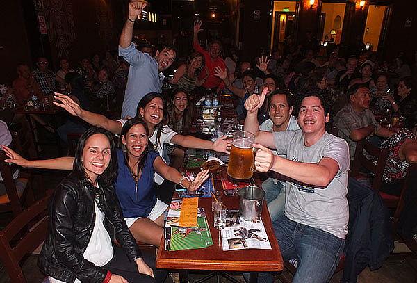 ¡Vamos a La Candelaria! Entradas + 01 Jarra de Cerveza