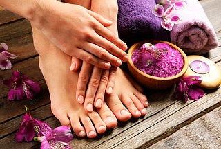 ¡Manos y pies perfectos! Manicure + Pedicure en OPI y más