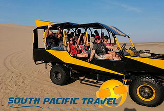 Full Day Paracas-Huacachina - Chincha - South Pacific Travel