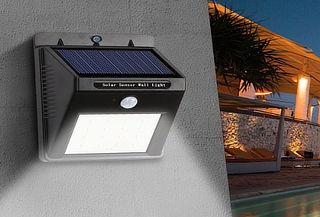 Lámpara Foco Led con Sensor de Movimiento