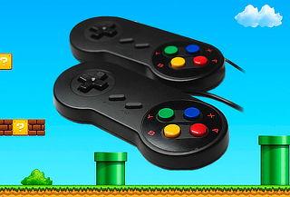 2x1 Mandos de Nintendo + 1000 Juegos de Regalo