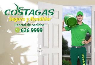 ¡Recarga de gas a la puerta de tu casa! Gas + Delivery