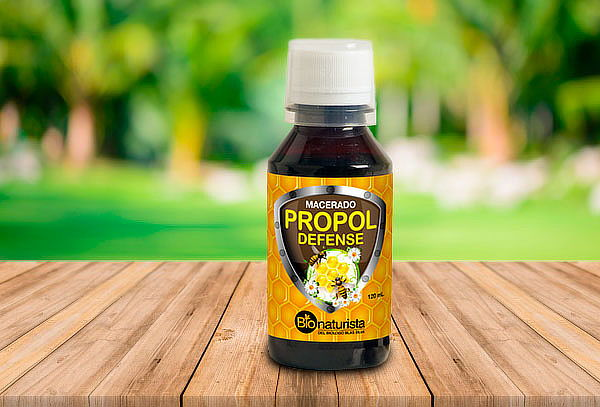 Macerado de Propol Defense - ¡Cuida tus Vías Respiratorias!