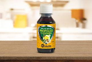 Miel de abejas de Propoleo y Copaiba