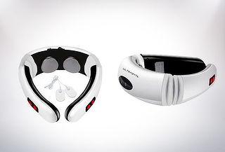 Masajeador Electrico Ultrabyte MY-518 Con Electrodos y Disco