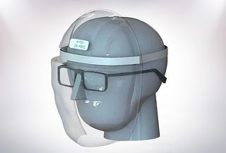 ¡Protégete! Protector Facial Termoformado