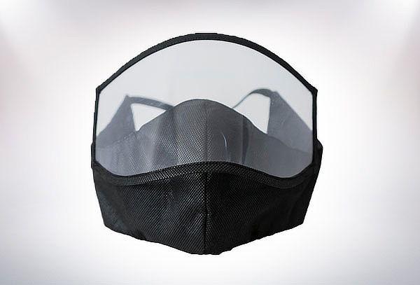 ¡Protección Completa! Mascarilla Notex con Protector de Ojos