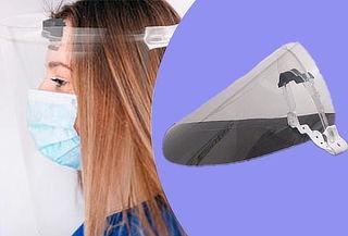 Protector  Facial ¡Protégete!