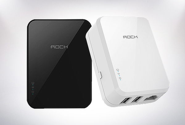 Cargador Repetidor de Wifi - Marca Rock en Fanaticom