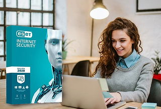 Licencia de Antivirus ESET NOD 32 Antivirus 2020