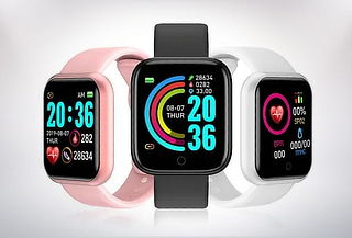 ¡Inteligentes! Smartwatch D20 Pro -  Colores a Elegir