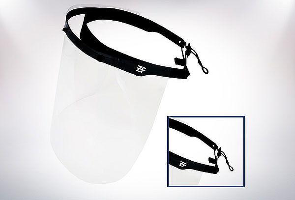 Protector Facial Ajustable y Reutilizable