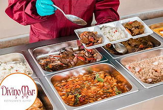 ¡SIN RESERVA! All you can Eat: Marino, Oriental y Más