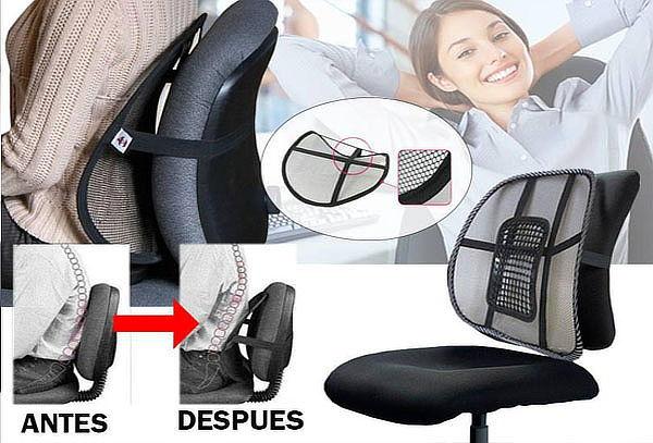 Cojín Lumbar en Peruimporta ¡Ten una Postura Correcta!