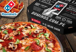Pizza Grande Favorita en Sabor a Elección