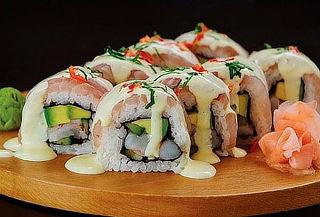 50 Cortes de Makis en Sushi House ¡Buenazo!